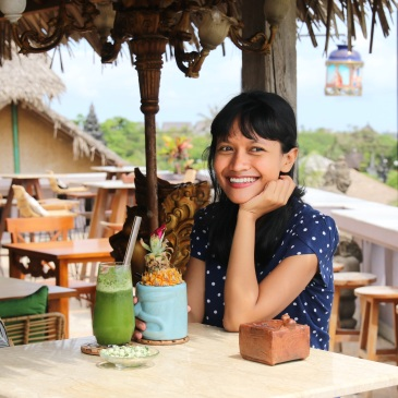 Ji Restaurant Bali Canggu mocktails