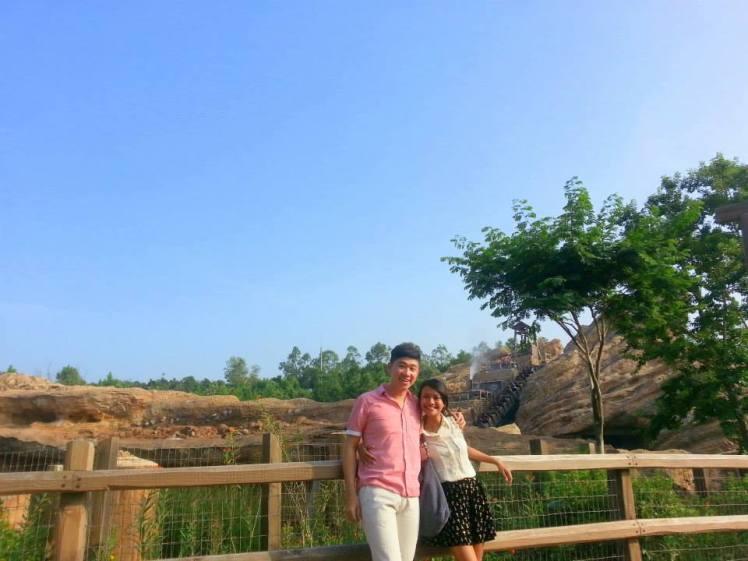 Misha Johanna & Andre Binarto
