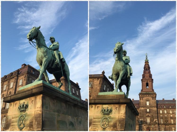 christianborg-statue