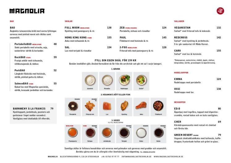 magnolia-menu