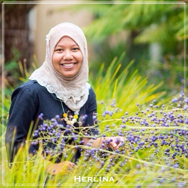 Herlina | Tourism Ministry Rep