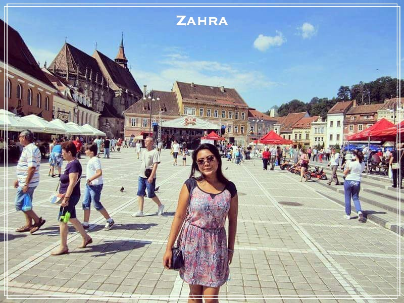 Zahra | English Teacher