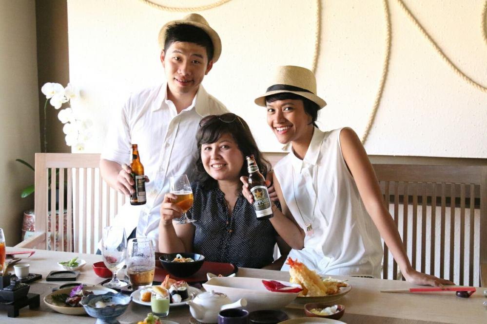Hilton Bali Resort - Japanese Sunday Brunch