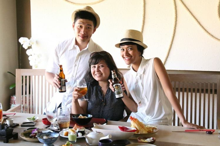 Hilton Bali Resort - Japanese Sunday Brunch