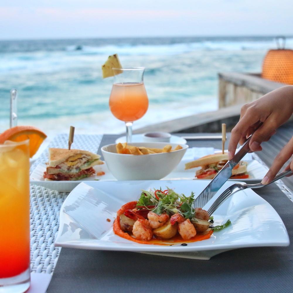 Hilton Bali Resort - Prawn