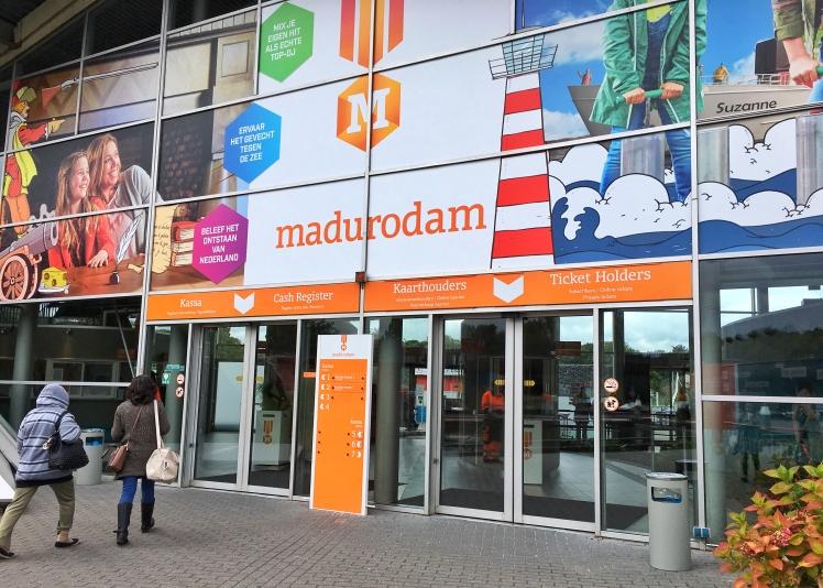 Madurodam Den Haag The Hague Holland Netherlands (1)