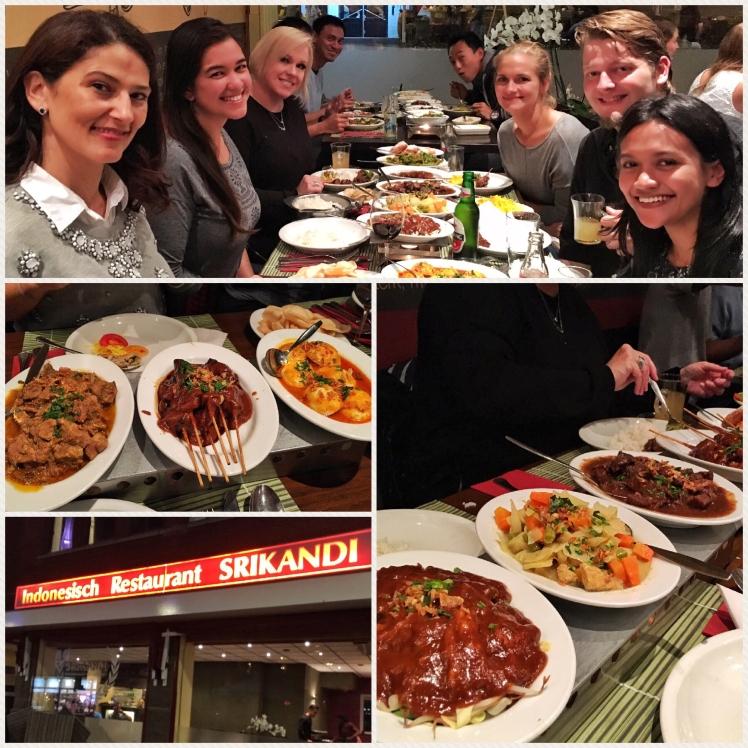 Srikandi Indonesian Restaurant Den Haag The Hague