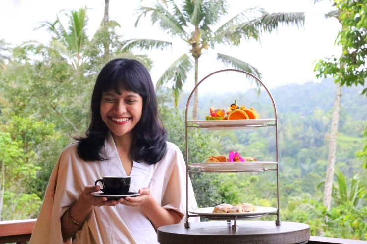 Afternoon Tea at Padma Resort Ubud