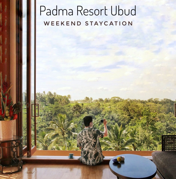 Padma Resort Ubud Weekend Staycation