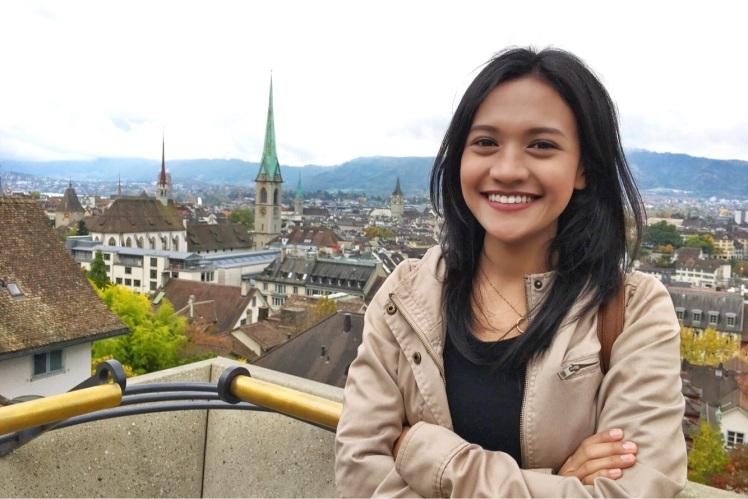 Me at ETH Zürich