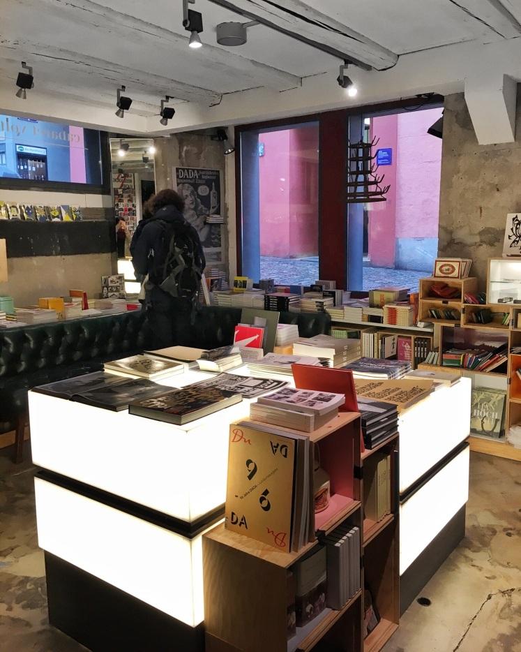 The Dada shop