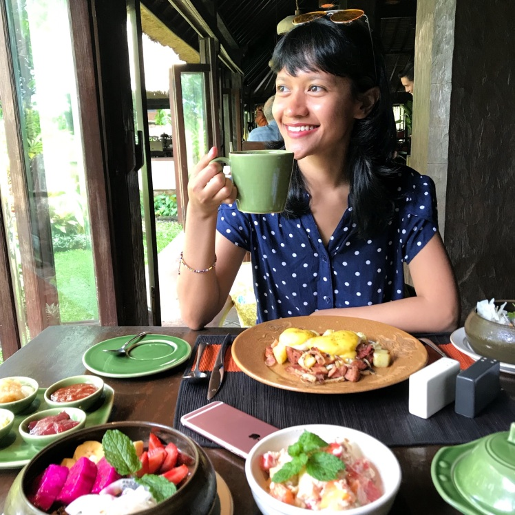 Breakfast at Hotel Tugu Bali Canggu