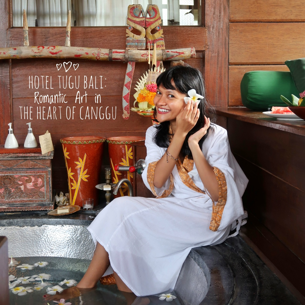 Hotel Tugu Bali: Romantic Art in The Heart of Canggu