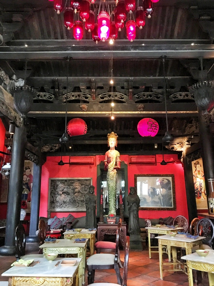 Ji Restaurant Bali Red Room
