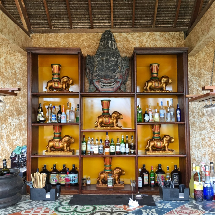 Ji Restaurant Bali beverages