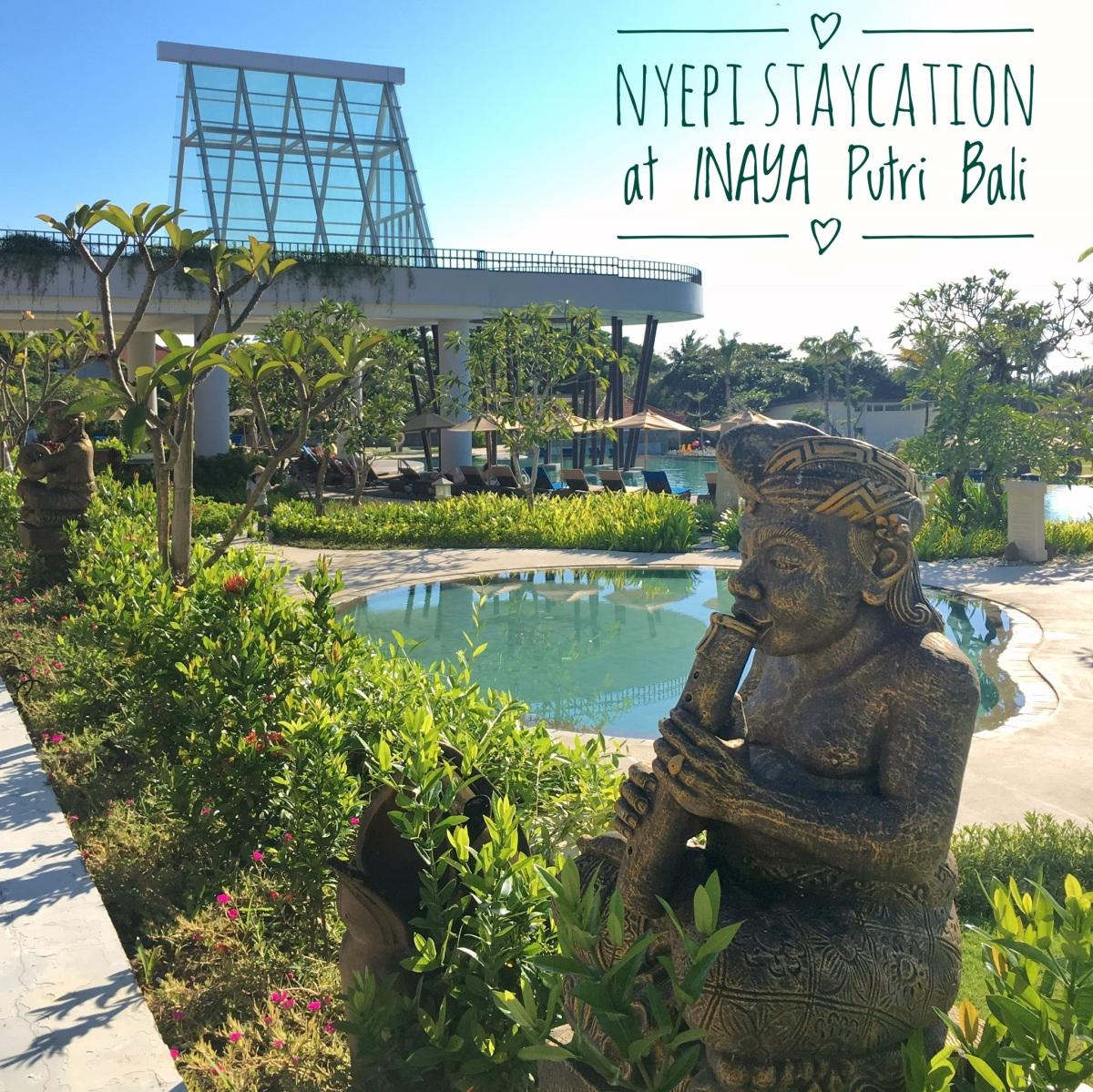 Nyepi Staycation at INAYA Putri Bali