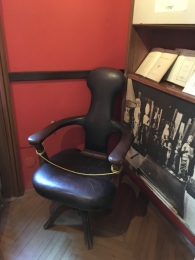 Freud's special chair