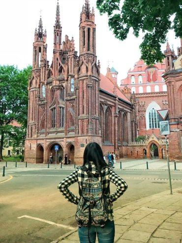 St. Anne's Church (Šv. Onos bažnyčia), Vilnius